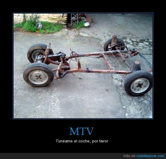 coche,MTV,tunear