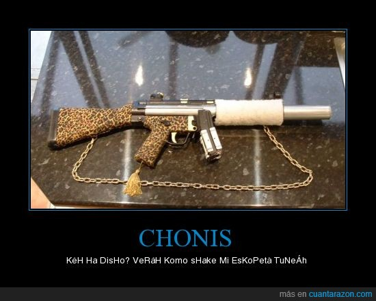 Cuánta Razón Chonis