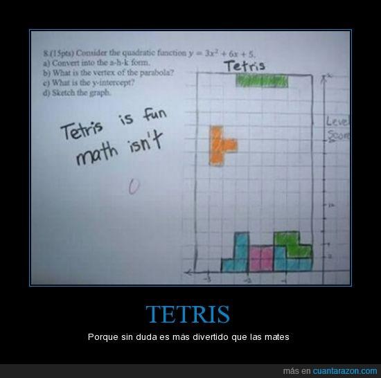 examen,mates,tetris