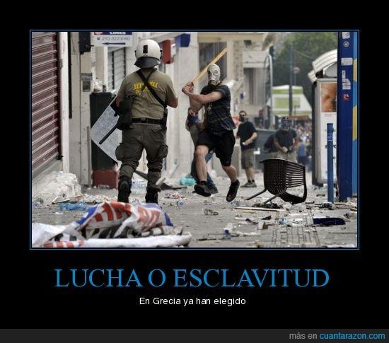 derechos sociales,disturbios,grecia,lucha,recortes