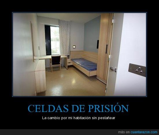 carcel,celda,Halden,lujo,prisión
