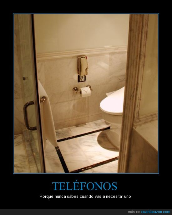 baño,cuando,donde,retrete,teléfono