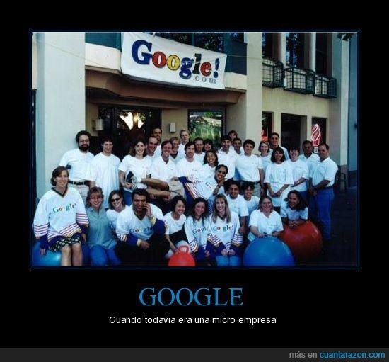 google,micro empresa