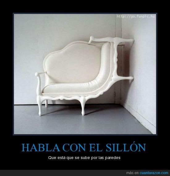 paredes,sillon,subir