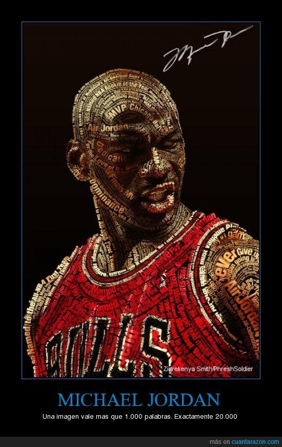 baloncesto,michael jordan,palabras