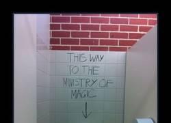 Enlace a MINISTERIO DE MAGIA