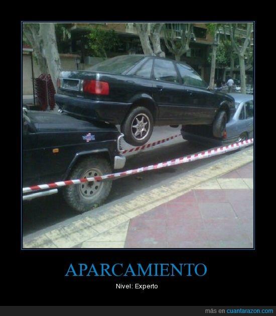 acera,aparcamiento,coche,locura