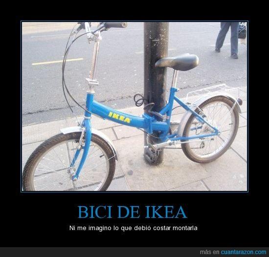 bici,Brighton,ikea