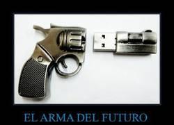 Enlace a EL ARMA DEL FUTURO