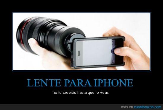 cámara,canon,EF,iphone,lente,reflex,teléfono