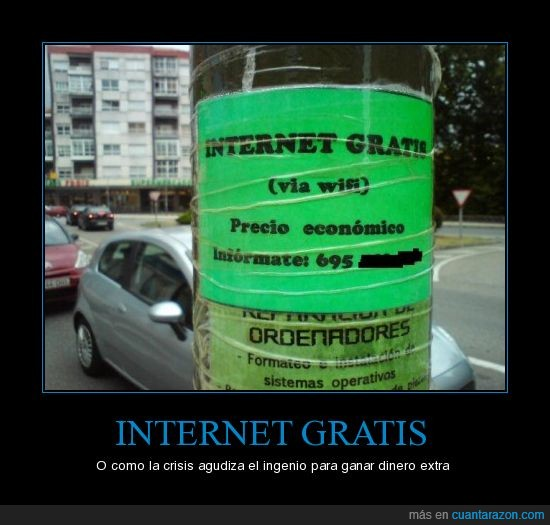 callle,económico,gratis,internet,precio