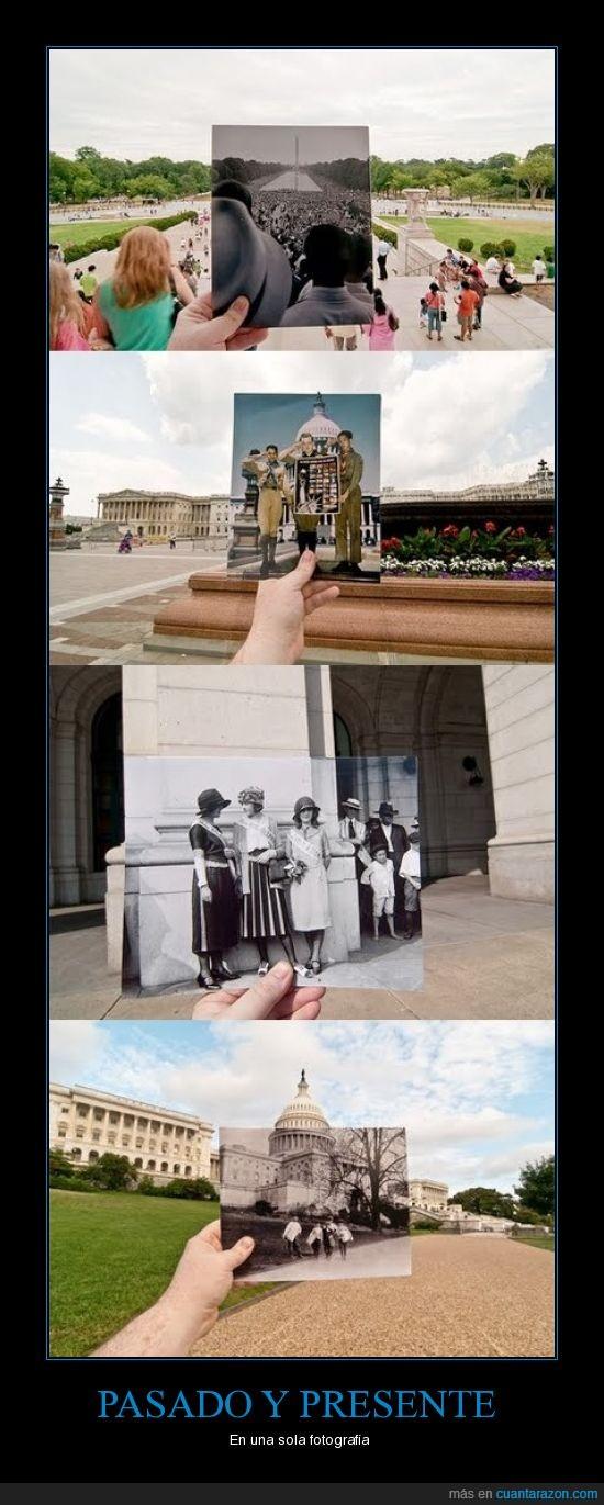 flipante,fotografía,pasado,presente