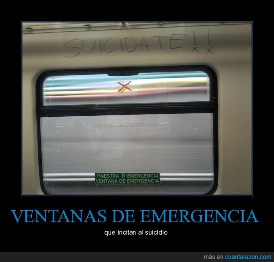 emergencia,renfe,suicidate,tren,ventana