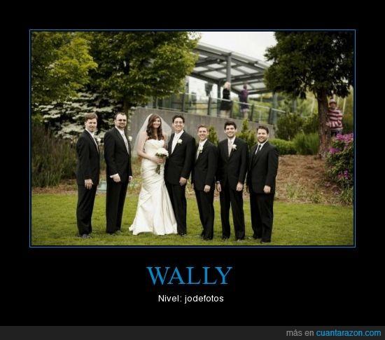 boda,jode fotos,wally