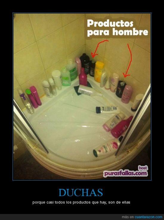 bañera,ducha,hombres,productos