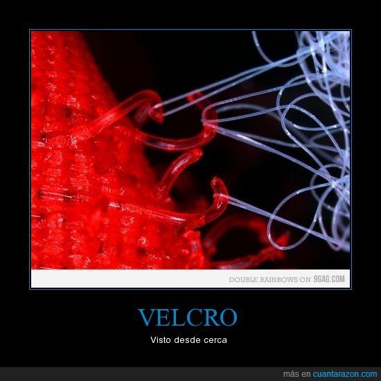 aumento,Velcro