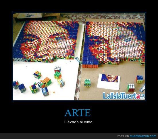 arte,cubo,rubik