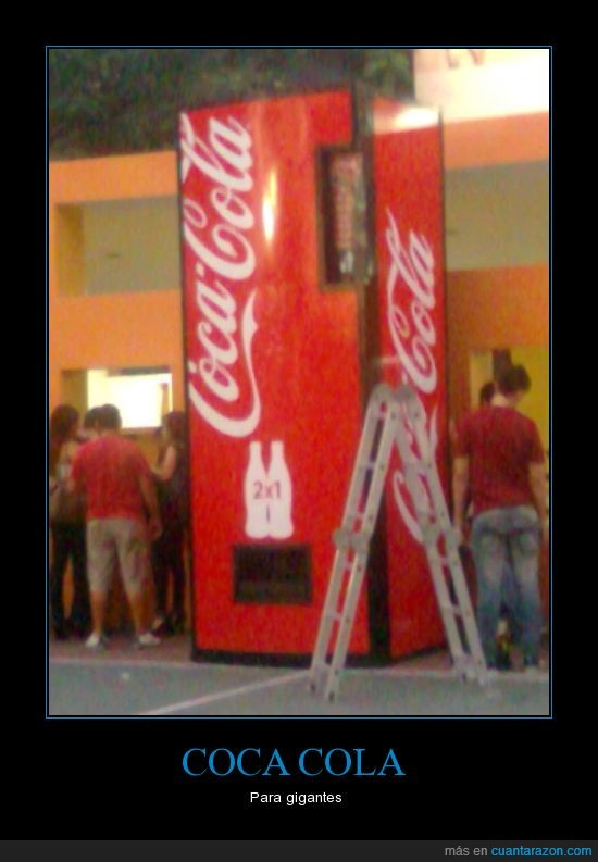 Coca,Cola,Exposicion,Gigantes,TES
