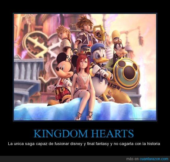 disney,final fantasy,kingdom hearts