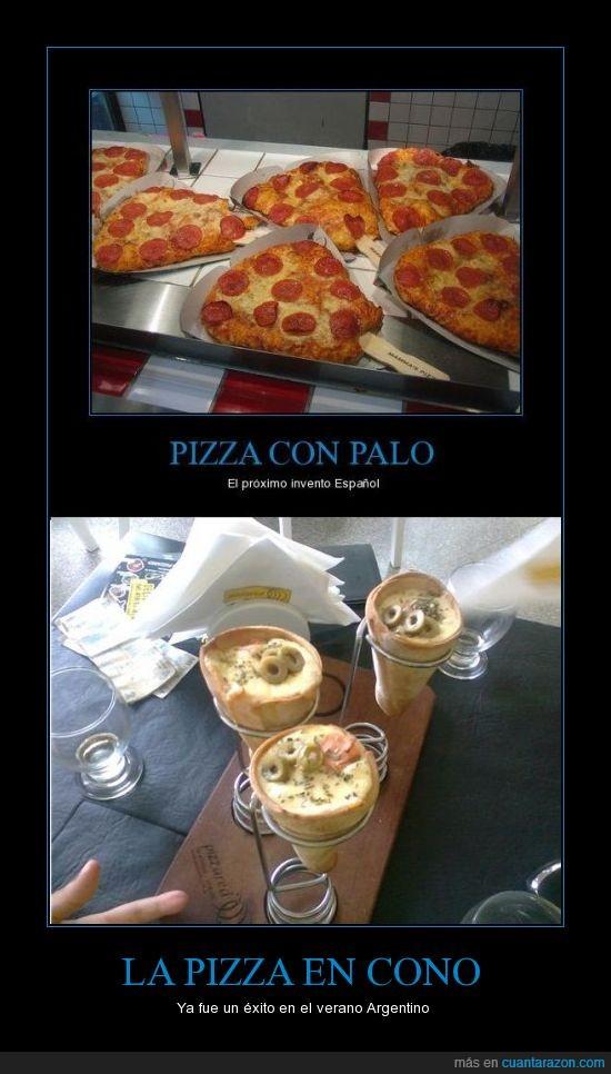 argentina,españa,palo,pizza