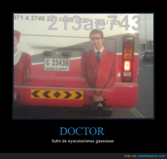 anuncio,bus,doctor,escape,eyaculación,gaseosa,tubo