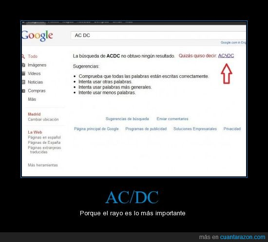 AC DC,fail,google,rock