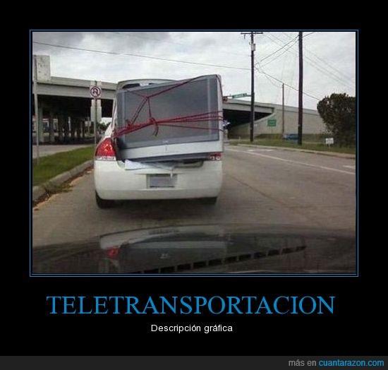 auto,autopista,foto,goku,tele,teletrasportacion