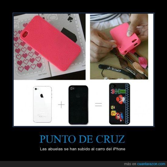 cruz,iphone,personalizar,punto,rous