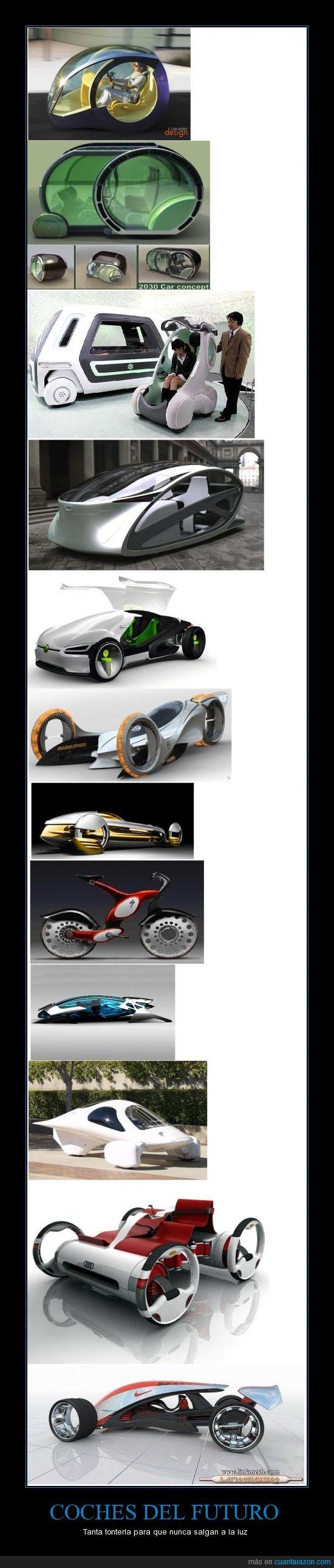bici,coches,futuro