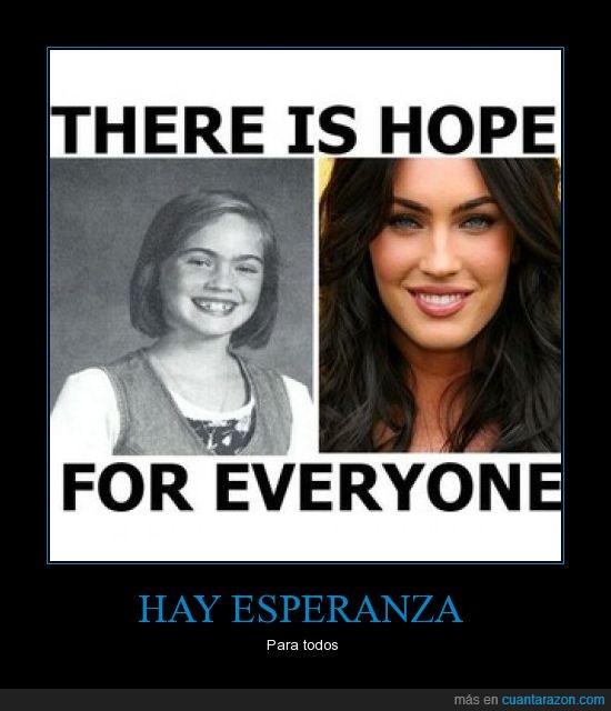 esperanza,fea,megan fox