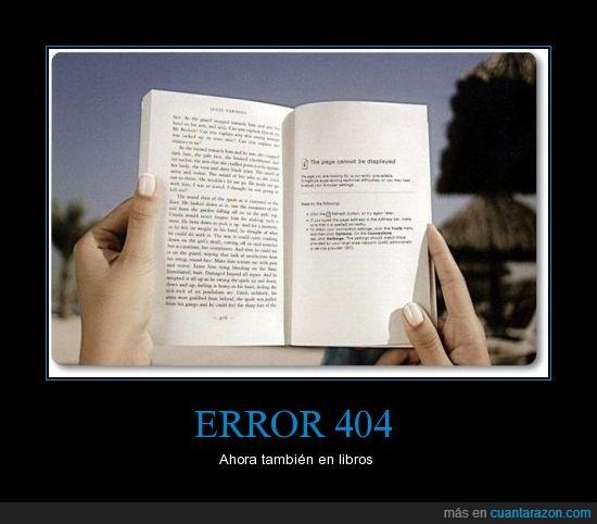 error,FAIL,libro