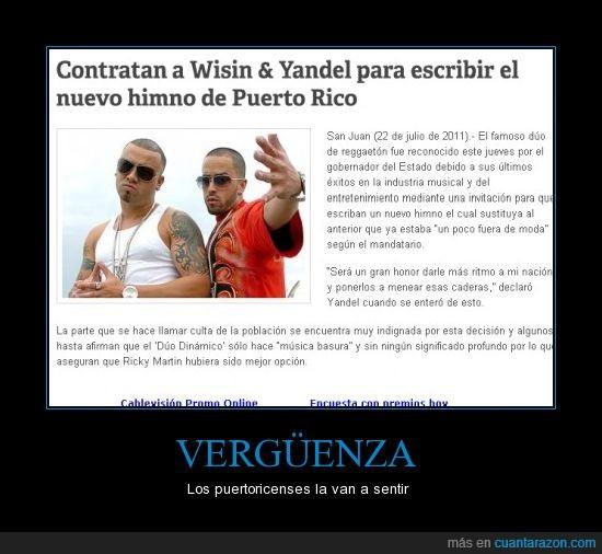 metal,puerto rico,reggaeton,verguenza