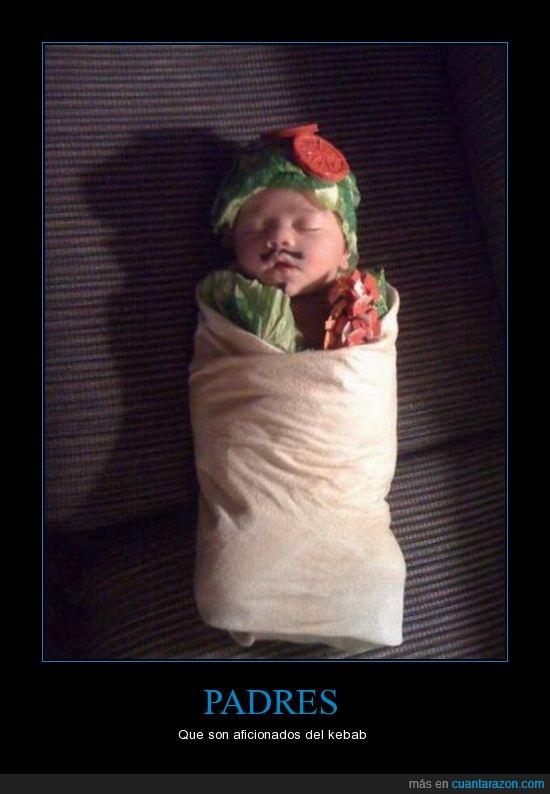 kebab,niños,padres fail