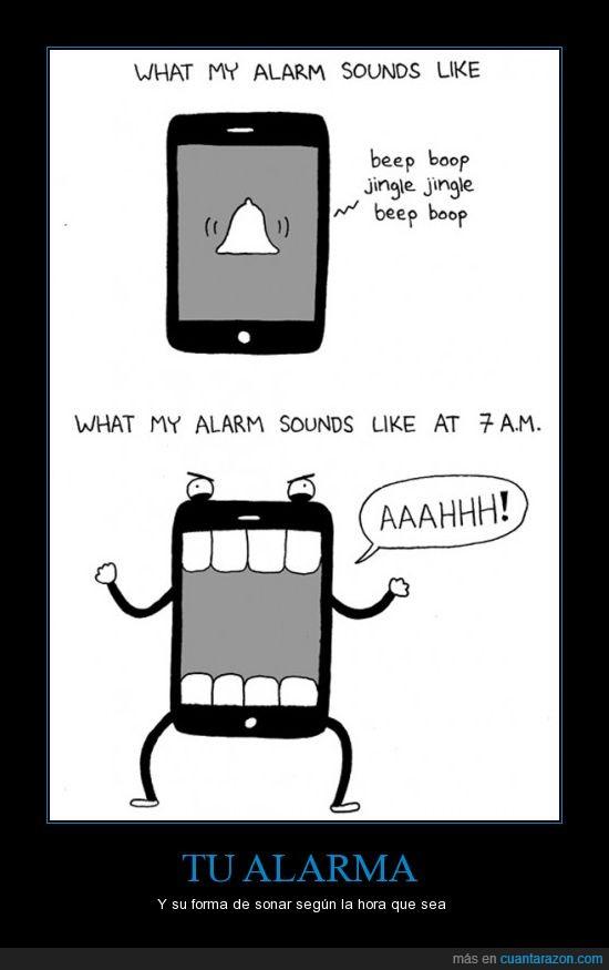alarma,gritar,hora,sonar