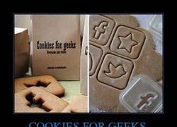 Enlace a COOKIES FOR GEEKS