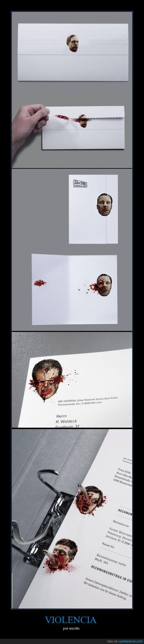 anillas,cartas,rous,sangre