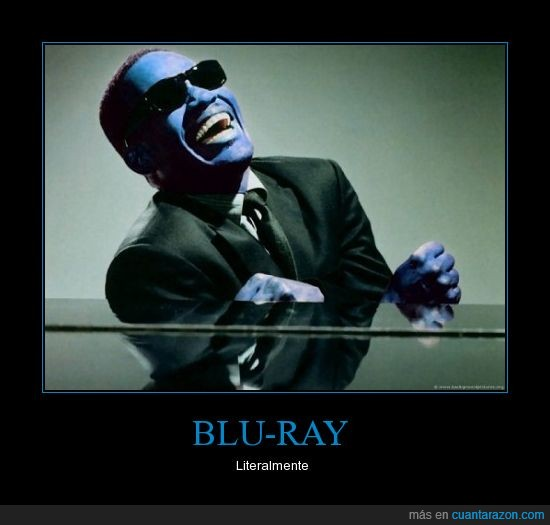 blu-ray,humor,literalmente