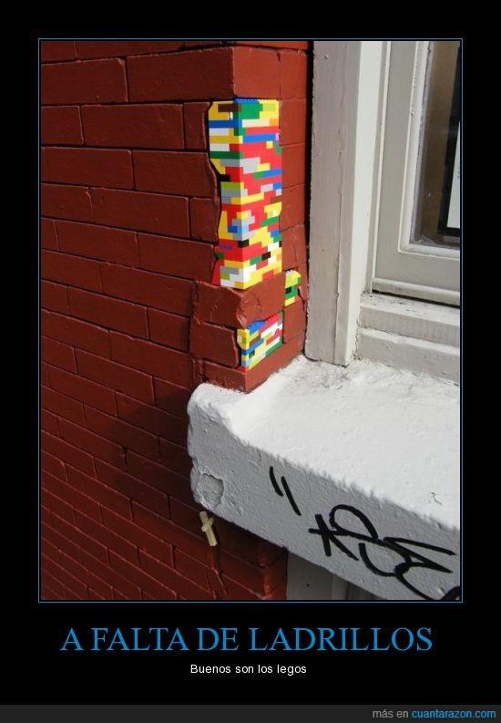 Crisis,Ladrillos,Legos