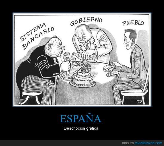 bancos,comida,españa,gobierno,pueblo