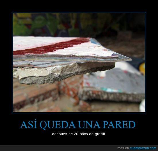 Graffiti,Pared