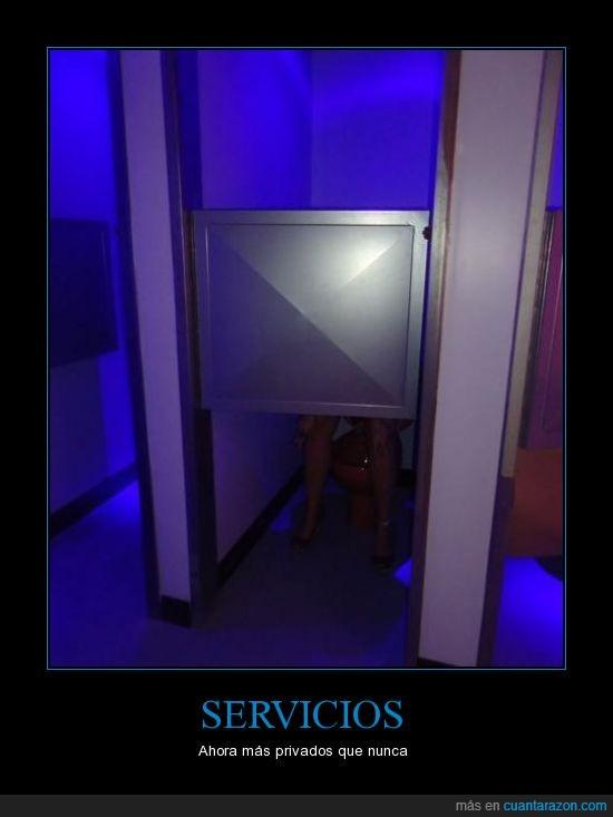 baño,intimidad,puertas