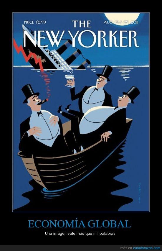 crisis,economia,titanic