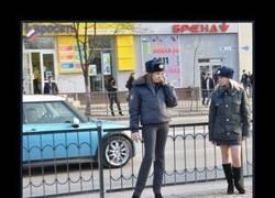 Enlace a POLICÍA RUSA
