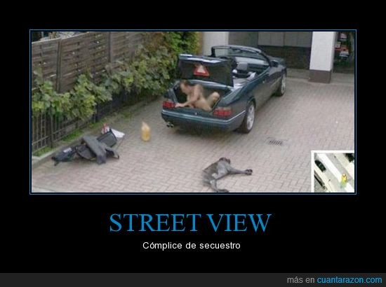 coche,google,street view