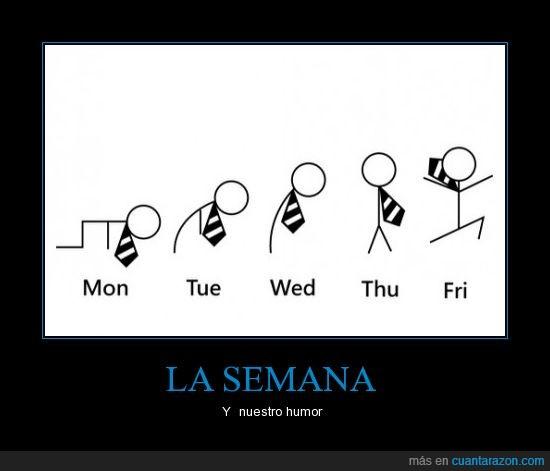 humor,semana