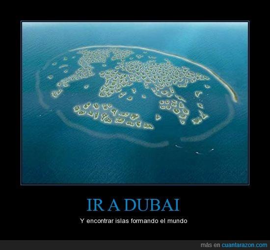 dubai,islas,mundo