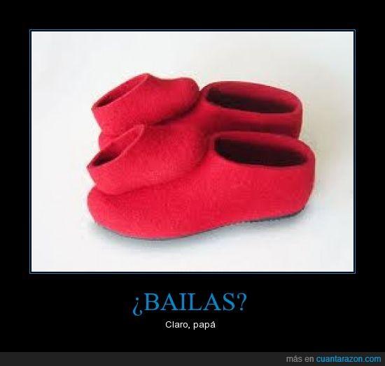 bailar,niños,zapato