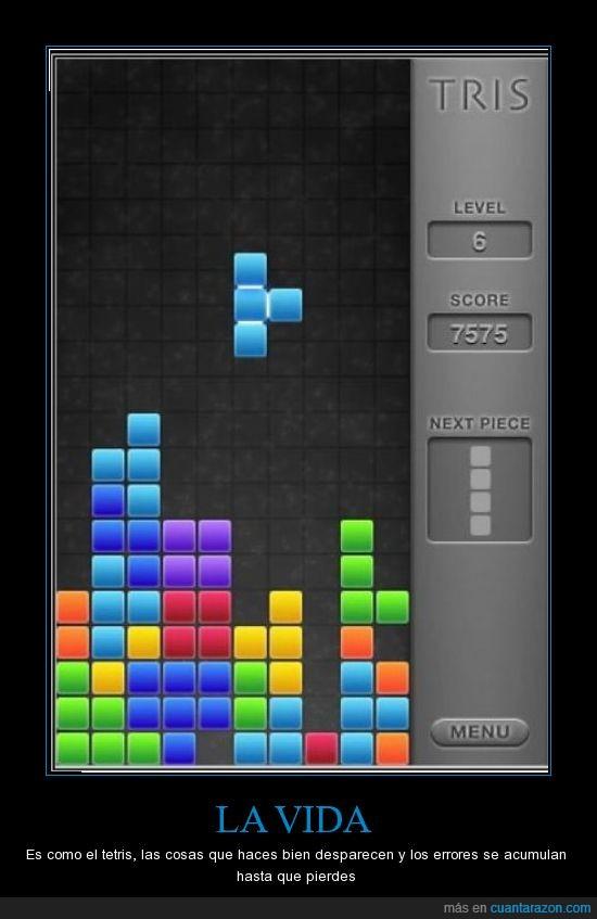 palitos,tetris,vida