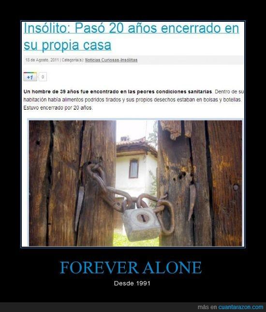 1991,argentina,forever alone,planeta curioso