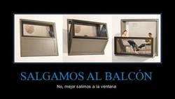 Enlace a SALGAMOS AL BALCÓN